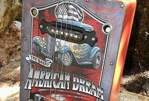 Box guitars