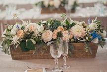 Wedding Decorations / Table Decorations, Wedding Decorations. Rustic Weddings