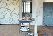 art spaces and workshops