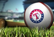 Texas Rangers <3....It's a Texas Thing! / by Ana Mendoza