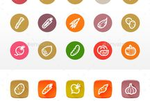 Inspiration | Icons (Food)
