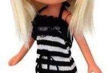 Nikki / Odeco dolls for adoption