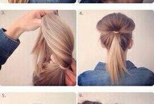 Hair Style / All About Hair