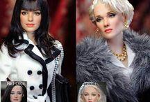 celebritis a doll