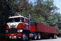 Vintage Trucks.