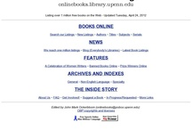 On-line books / by LSC-University Center Library