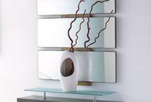 Decoración: Cuadros y espejos