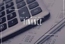 Bionoxo Finance / Sun. Air. Water. Earth. #Finance with the beauty of nature...