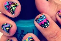 nails! / by Paulina Podsiadlik