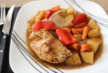 Poultry Recipes / Make your favorite poultry dish with your CanCooker!
