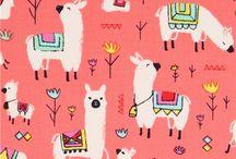 TIERE Lamas & Esel