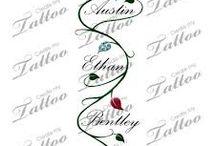 Kyms tattoos