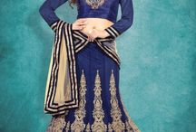 Designer Lehengas By Weddingflares