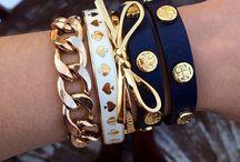 Bracelets / by Megan Hurley