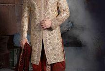 Indian Groom bridal fashion♡