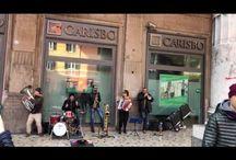Artisti di strada Bologna / Band fenomenale Bologna
