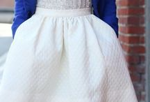 Wedding party clothing ideas