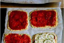 pizza / by Danielle Ethier MacDonald