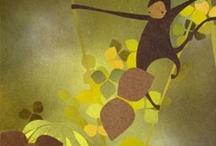 Monkey / by Karen Henry Clark