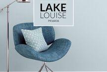 PREMIER PAINT: Lake Louise / Introducing our PREMIER Paint colour of the month for December: Lake Louise! (Colour code: PR16R36) #PaintWithPREMIER