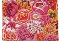 Textiles: Kaffe Fassett