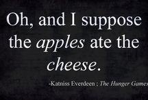 Hunger games❤