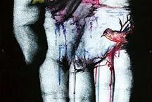 Mains dans l'art