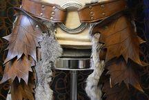 diy barbarian costume