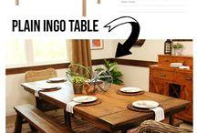 The Best IKEA Hacks / Amazing ikea furniture transformations & organization ideas using IKEA products!
