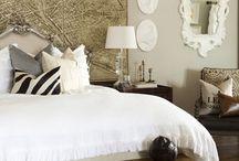 FINALLY,  a master bedroom