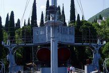 Il Vittoriale, Gardone Riviera