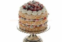 miniature food pictures The English Kitchen / by Susan MacDonald