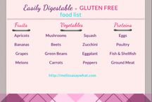 Gluten Free Ideas / by Shelly Snow-Nevels
