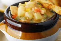 Soups to chase the chill away