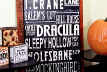Holidays - Halloween / by Michelle Holbrook
