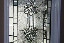 Art Deco door/window ideas