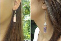 Accesorii la comanda / Accesories such as necklaces, earrings or bracelets that you can order. Accesorii pe care le fac la comanda :)