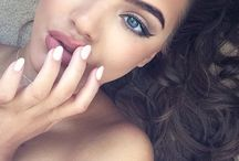 My favorite make up