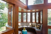 Porch ideas / by Joey