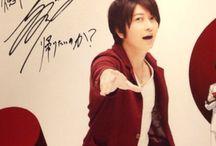 小野大輔 / かっこいい かわいい おもしろい                         本当に大好き