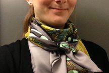 Herm scarf