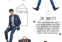 Fashion Rules For MAN