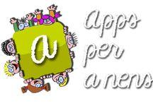 www.appspernens.cat / Aplicacions educatives per a dispositius mòbils adreçades als nens.  www.appspernens.cat