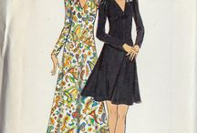 Craft: Sewing Vintage Patterns (60s, 70s, 80s, 90s) / crafting