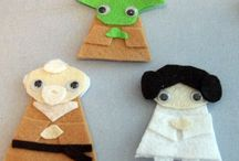 May the Force Be With You / by Suzi Moellmann