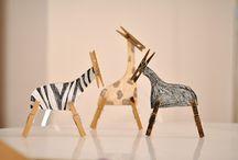 Africa Animal Crafts