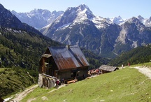 Alpen bergen