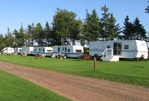 Prince Edward Island Campgrounds / These are all Campgrounds/RV Parks in Prince Edward Island that offer our 50% Discount!