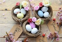 Crafty Easter 2016 / decorazioni pasquali handmade