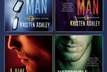 Kristen Ashley books